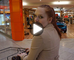 public pickups video babe gets picked up